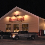 Hannaford Supermarkets - Bar Harbor ME; Baselite