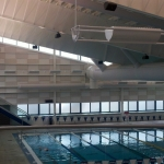 Upper Valley Aquatic Center - Lebanon NH; SPI Lightruss