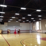 Phillips Exeter Academy Thompson Gym - Lithonia IBL