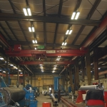 Precision Machine - Keene NH; Lithonia I-Beam LED