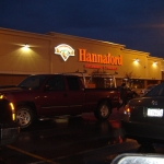 Hannaford Supermarkets - Saugus MA; DALS Lighting