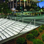 Intense Lighting's V-Rail System---LA's Grand Park